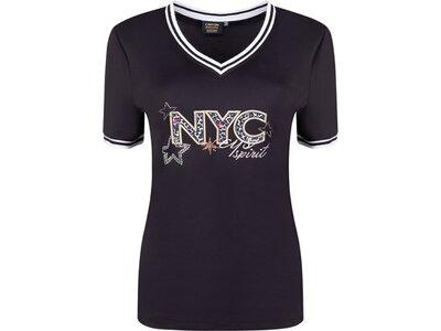 Canyon Damen T-Shirt Schwarz