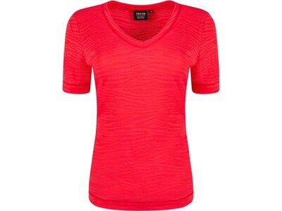 Canyon Damen Poloshirt Rot