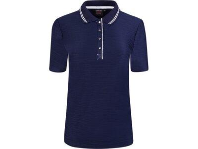 Canyon Damen Poloshirt Blau