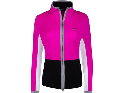 Canyon Damen Sweatjacke Schwarz