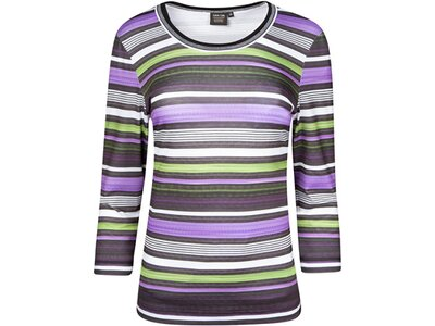 CANYON T-Shirt 3/4 Arm Lila