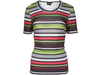 CANYON Damen Shirt T-Shirt 1/2 Arm Bunt
