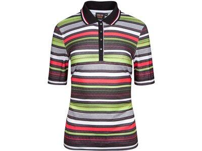 CANYON Damen Polo Poloshirt 1/2 Arm Bunt
