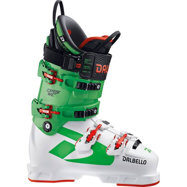 DALBELLO DRS WC XS UNI WHITE/RACE GREEN