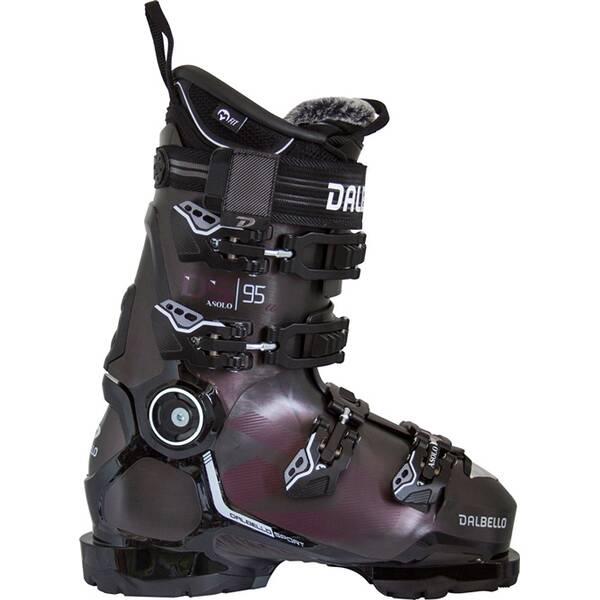 DALBELLO Damen Skischuhe DS ASOLO 95 W GW LS OPAL RUBY/BLACK