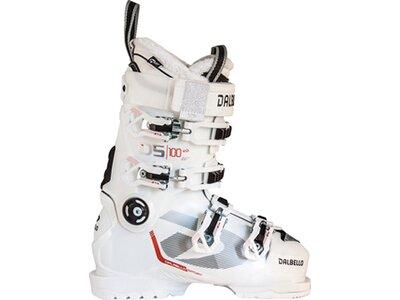 DALBELLO Damen Skischuhe DS AX 100 W GW LS WHITE/WHITE Weiß