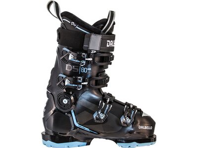 DALBELLO Damen Skischuhe DS AX 80 W GW LS BLACK/PASTEL BLUE Schwarz