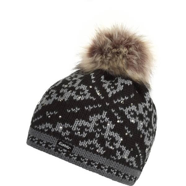EISBÄR Damen Mütze Dalia Lux Crystal