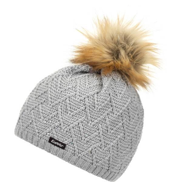 EISBÄR Damen Isabella Lux Crystal Mütze