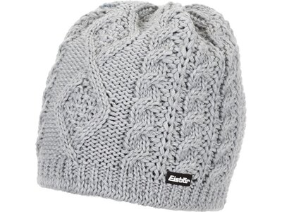 EISBÄR Damen Mütze Nelia Grau