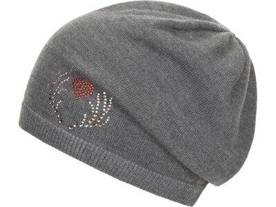 EISBÄR Damen Taya OS Crystal Mütze Grau