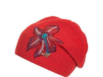 EISBÄR Damen Oana OS Mütze Rot