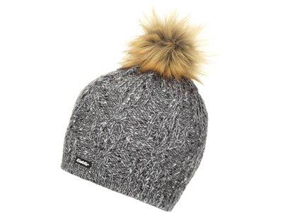 EISBÄR Damen Mütze Dita Grau