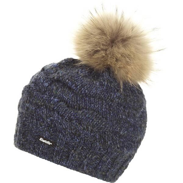EISBÄR Damen Mütze Jette Fur