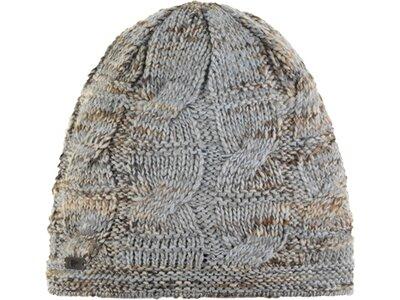 EISBÄR Damen Mütze Jerina OS MÜ Grau