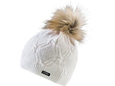 EISBÄR Mütze Jorita Lux MÜ Weiß