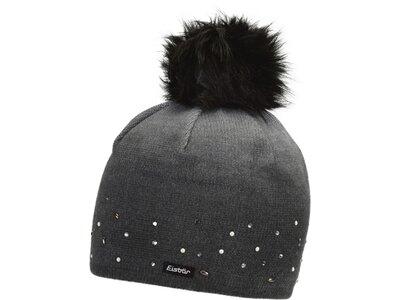 EISBÄR Herren Dip Dye Lux Crystal Mütze Grau