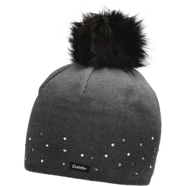 EISBÄR Herren Dip Dye Lux Crystal Mütze