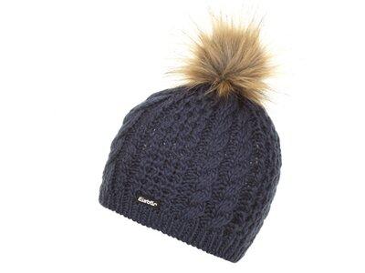 EISBÄR Damen Afra Lux Mütze Grau