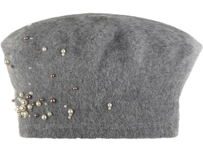 EISBÄR Damen Mütze Cassie Pearl MÜ Grau
