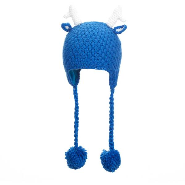 EISBÄRLI Kinder Deer Ear Mütze