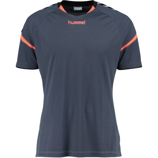 HUMMEL Herren Trikot AUTH. CHARGE SS POLY JERSEY