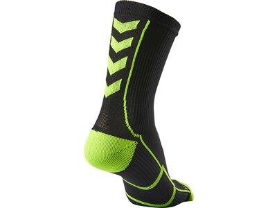 HUMMEL Indoor Socken (low) TECH INDOOR Grau
