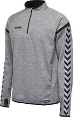 HUMMEL Herren Sweatshirt AUTH. CHARGE TRAINING SWEAT