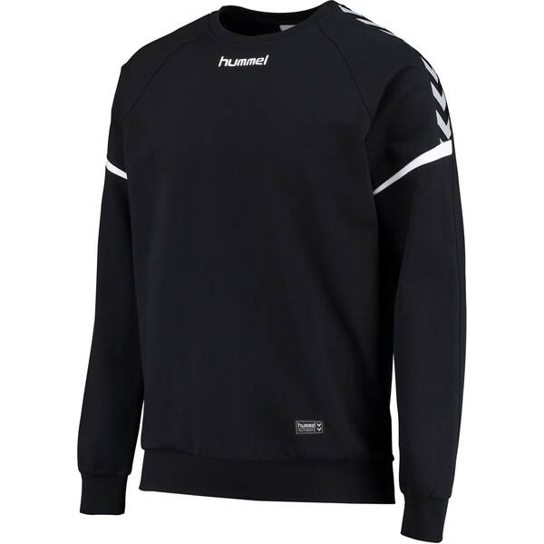 HUMMEL Herren Sweatshirt AUTH. CHARGE COTTON SWEATSHIRT