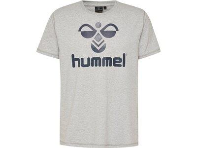 HUMMEL Kinder T-Shirt CLASSIC BEE COTTON TEE Grau