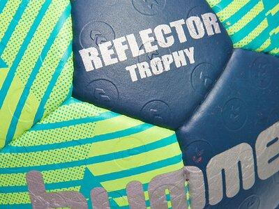 HUMMEL Ball REFLECTOR TROPHY HB Grau