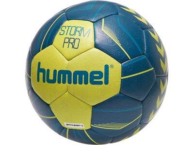 HUMMEL Hochleistungs-Turnier- und Trainingshandball STORM PRO HB Grau