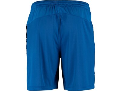HUMMEL Kinder AUTH. CHARGE POLY SHORTS Blau