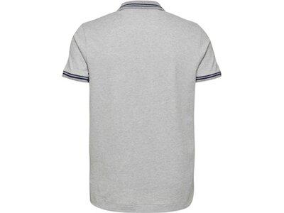 HUMMEL Herren Poloshirt CLASSIC BEE NOAH POLO Silber