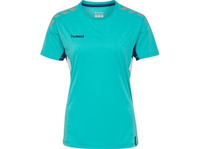 HUMMEL Fußball - Teamsport Textil - Trikots Tech Move Trikot kurzarm Damen Blau