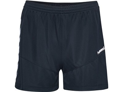 HUMMEL Damen Indoor Trainingsshort COURT POLY WOMAN Schwarz