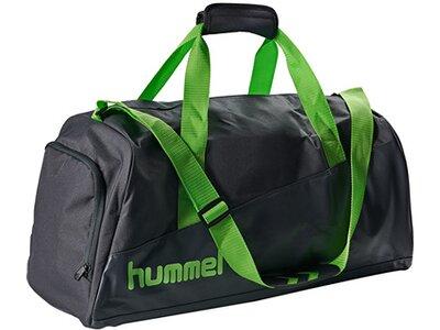HUMMEL Tasche COURT SPORTSBAG Schwarz