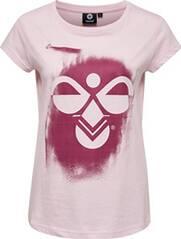 HUMMEL Damen Shirt HMLHAZEL T-SHIRT S/S