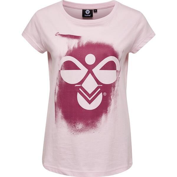 HUMMEL Damen Shirt HAZEL