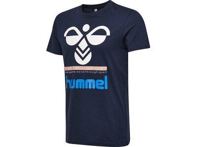 HUMMEL Herren T-Shirt WINSTON Schwarz