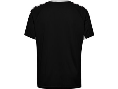 HUMMEL Herren T-Shirt CORE TEAM JERSEY Schwarz
