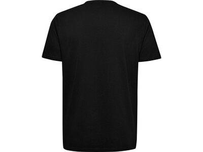HUMMEL Kinder T-Shirt GO Schwarz