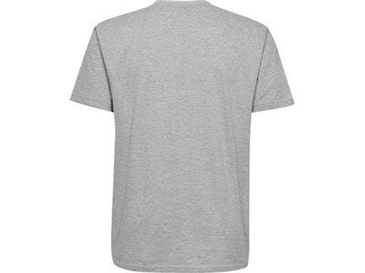 HUMMEL Kinder T-Shirt GO Silber