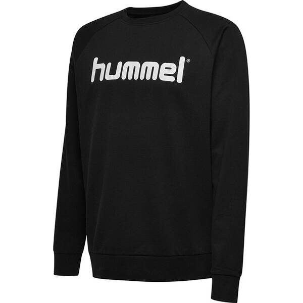HUMMEL Herren Sweatshirt GO COTTON LOGO