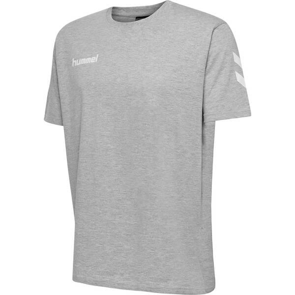 HUMMEL Herren T-Shirt GO COTTON