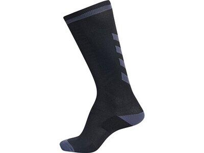 HUMMEL Socken ELITE INDOOR SOCK HIGH Schwarz