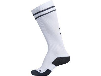 HUMMEL Herren Socken ELEMENT FOOTBALL Grau