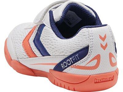 HUMMEL Kinder Handballschuhe ROOT JR 3.0 VC Grau