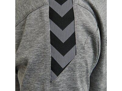 HUMMEL Fußball - Teamsport Textil - Trikots Authentic Poly Trikot kurzarm Grau