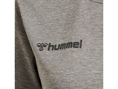 HUMMEL Fußball - Teamsport Textil - Trikots Authentic Poly Trikot kurzarm Damen Grau